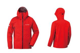 モンベルのストームクルーザージャケットの画像