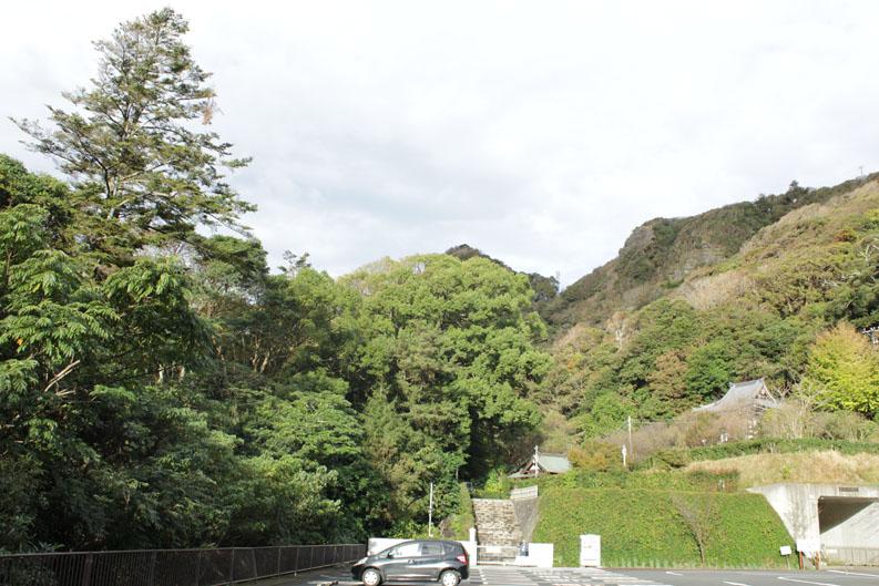 鋸山の写真