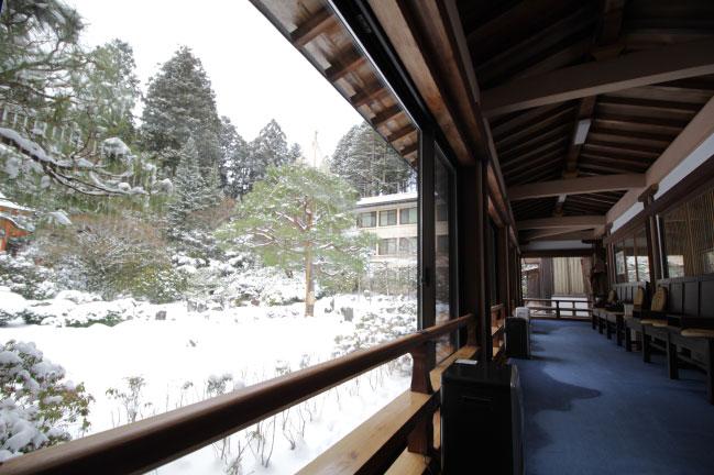 高野山 西南院カフェ