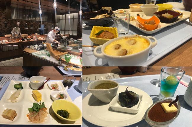 HAKODATE海峡の風 青函市場 朝食