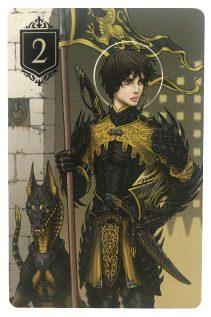 ゼノ 兵士カード