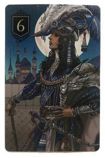 ゼノ 貴族カード