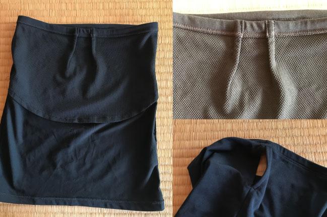 おたふく手袋のFit Style UVフェイスカバー