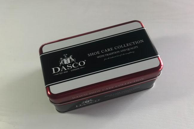 DASCOの靴磨きスターターセット