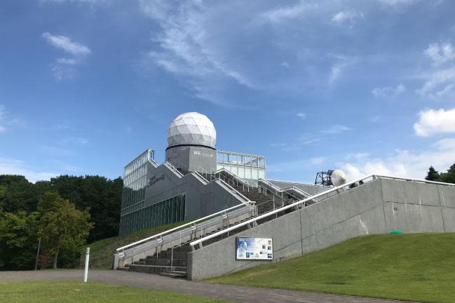 富士レーダードーム館