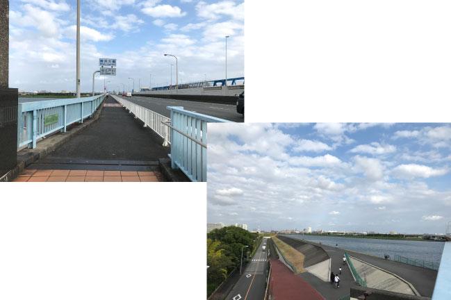 2021年9月湾イチ。舞浜大橋