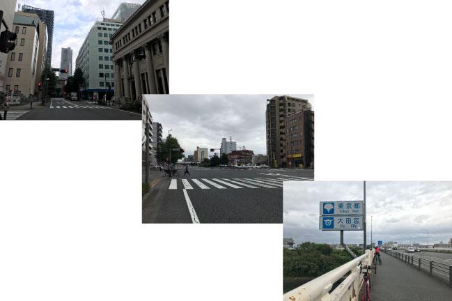2021年9月湾イチ。横浜~東京都大田区
