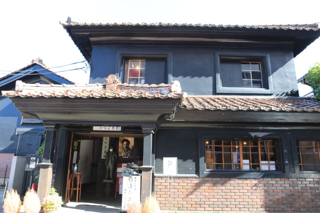 會津壱番館の外観